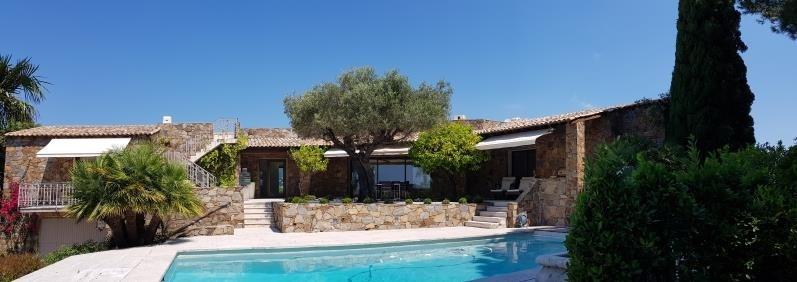 Vente de prestige maison / villa Cavalaire sur mer 4400000€ - Photo 3