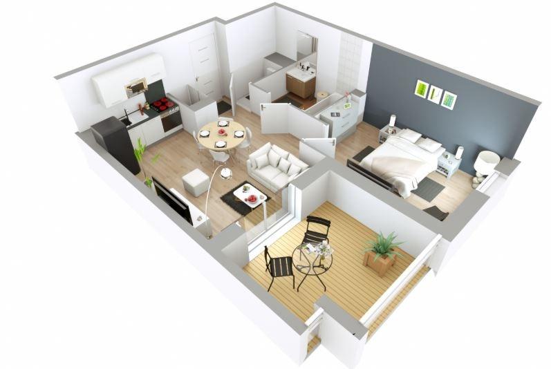 Vente appartement La londe les maures 202000€ - Photo 4