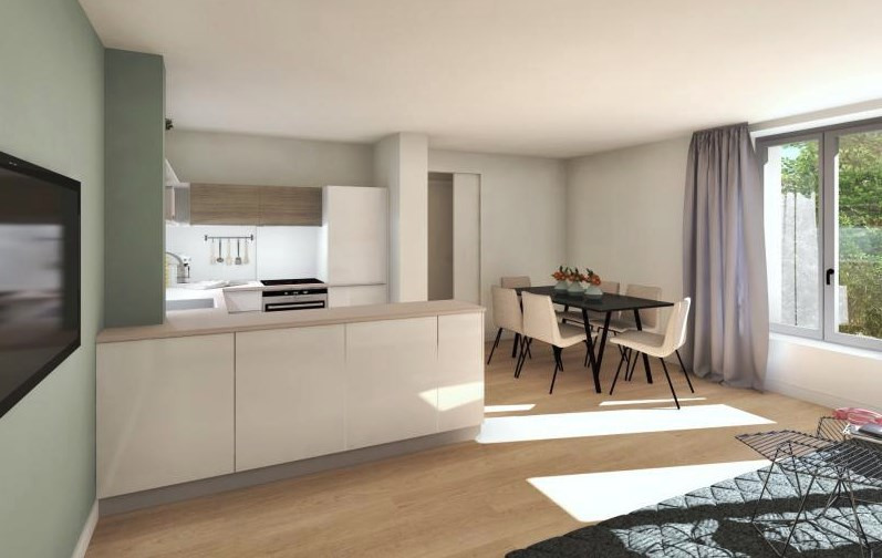 Investment property apartment La rochelle 521 053€ - Picture 3