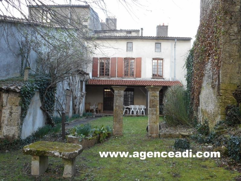 Vente maison / villa La mothe st heray 110 200€ - Photo 1
