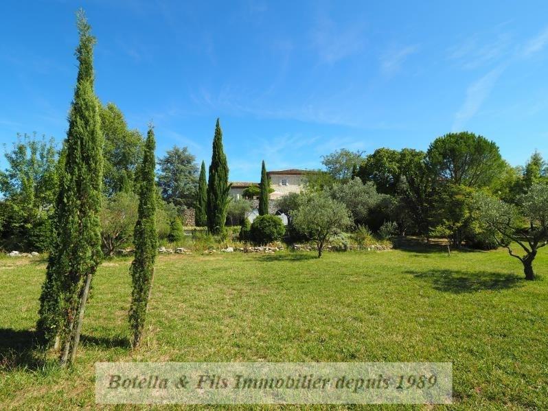 Vente de prestige maison / villa Barjac 650000€ - Photo 16
