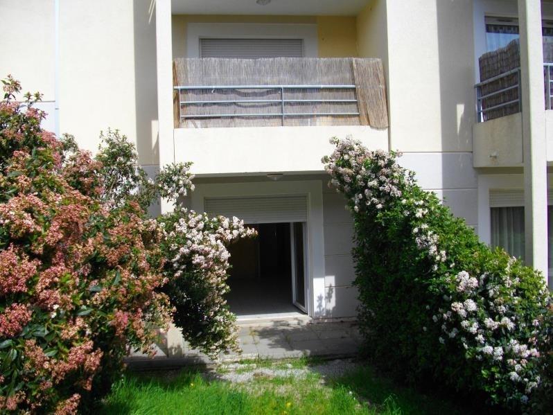 Sale apartment Nimes 107000€ - Picture 1