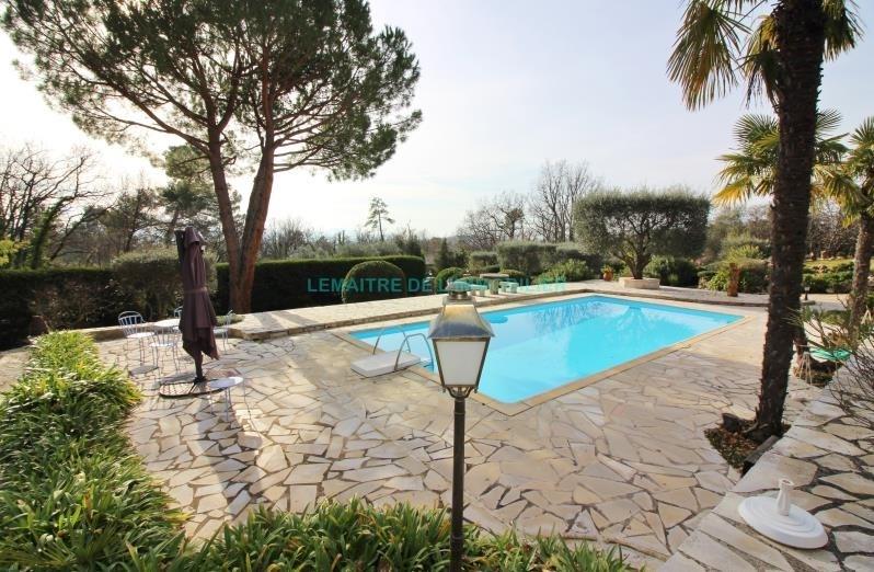 Vente de prestige maison / villa Saint cezaire sur siagne 730000€ - Photo 7