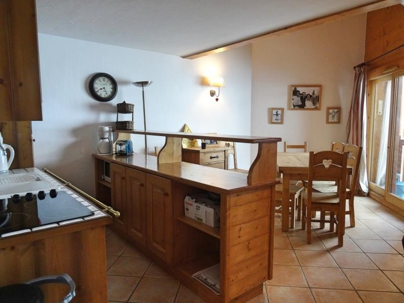 Vente de prestige appartement Les arcs 400 000€ - Photo 4