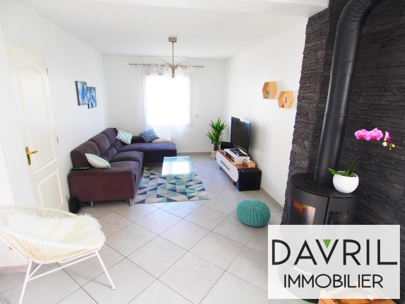 Sale house / villa Conflans ste honorine 389500€ - Picture 5