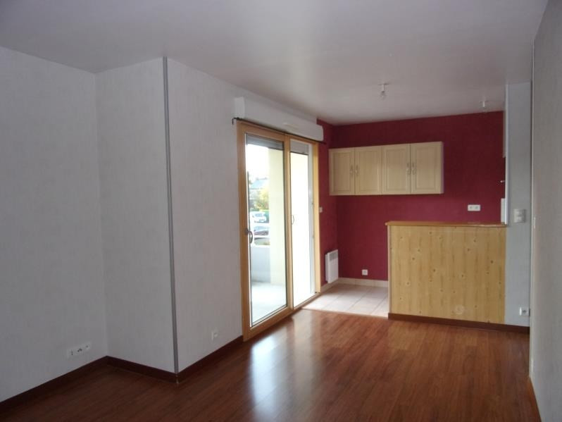 Vente appartement Chateaubourg 98 440€ - Photo 2
