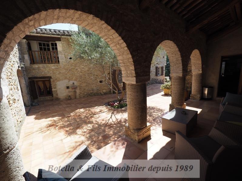 Immobile residenziali di prestigio casa Uzes 810000€ - Fotografia 3