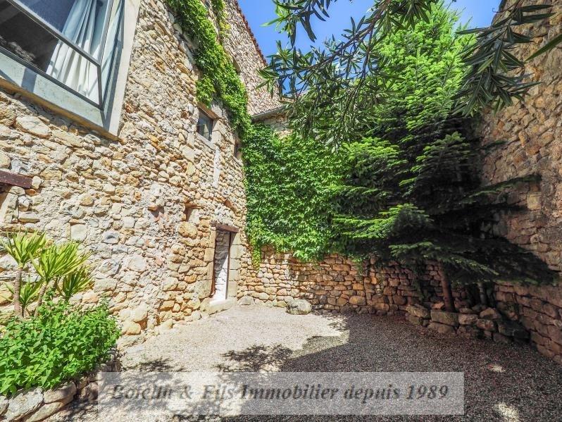 Vente maison / villa Barjac 230000€ - Photo 13