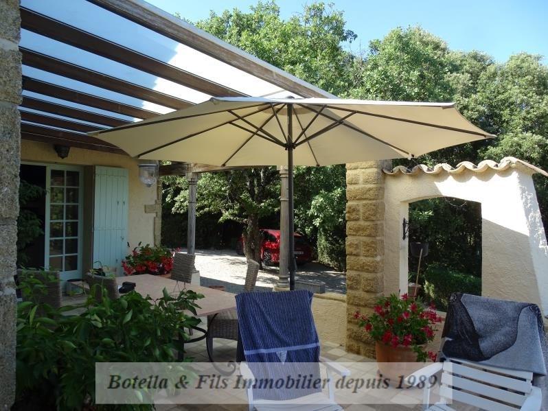 Verkoop  huis Barjac 382000€ - Foto 2