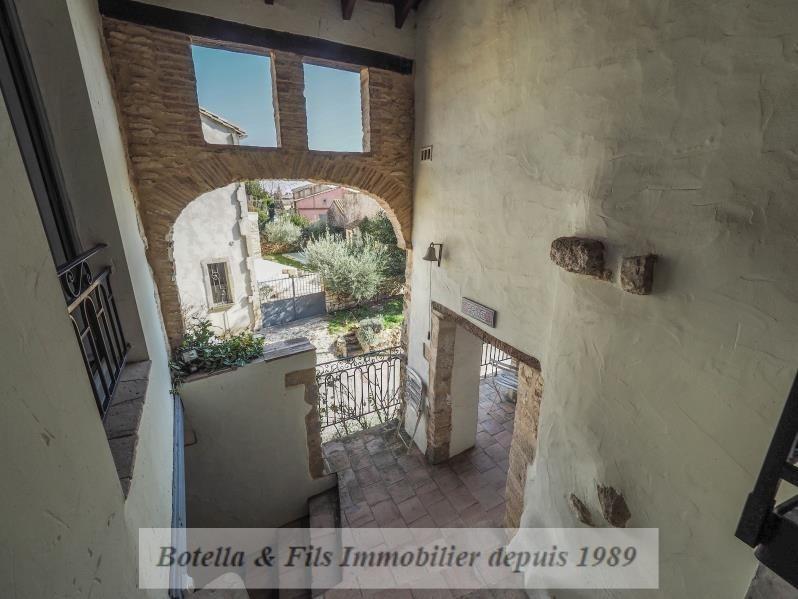 Vente de prestige maison / villa Uzes 545000€ - Photo 7