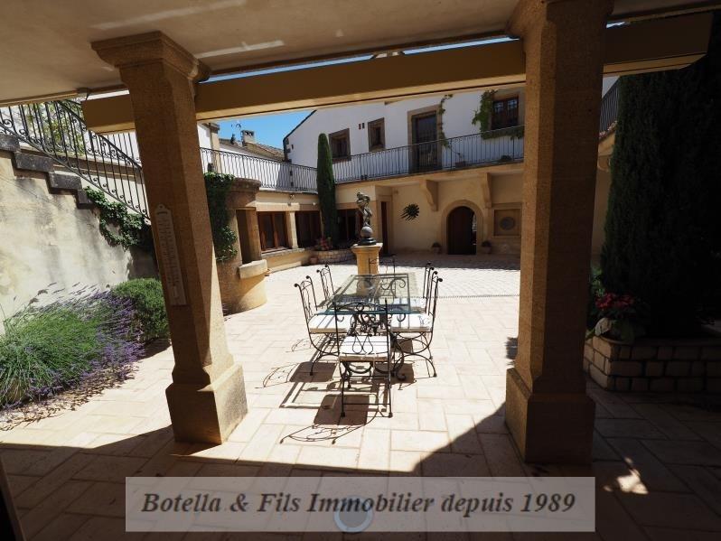 Immobile residenziali di prestigio casa Uzes 590000€ - Fotografia 6