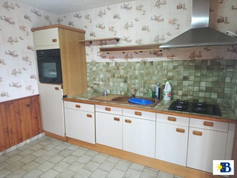 Vente maison / villa Naintre 107000€ - Photo 3