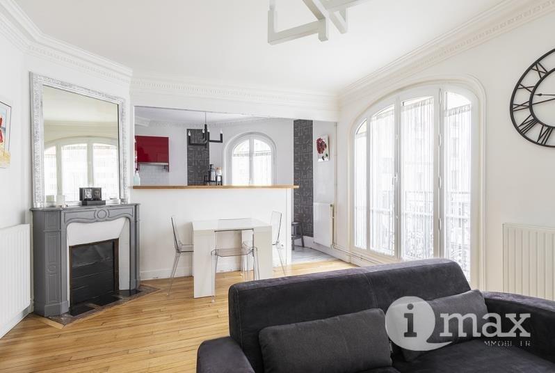 Deluxe sale apartment Levallois perret 1190000€ - Picture 3
