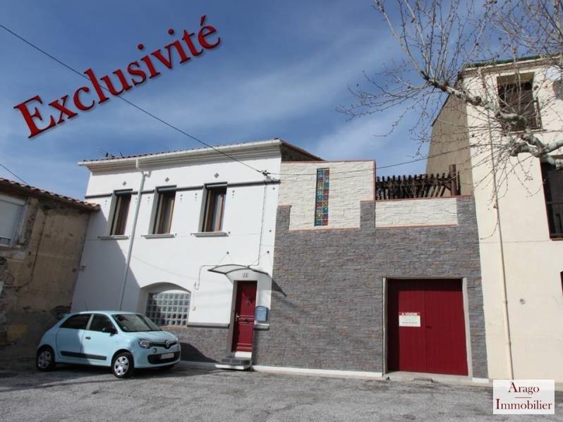 Sale house / villa Cases de pene 184000€ - Picture 1