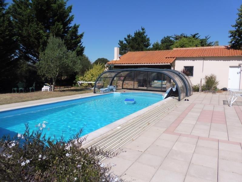 Vente maison / villa Brem sur mer 468000€ - Photo 2