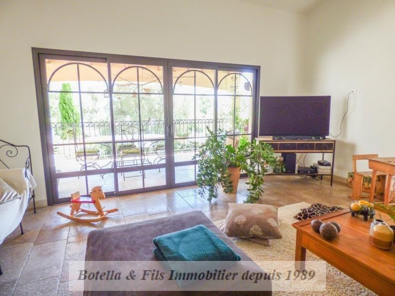 Immobile residenziali di prestigio casa Uzes 512000€ - Fotografia 7