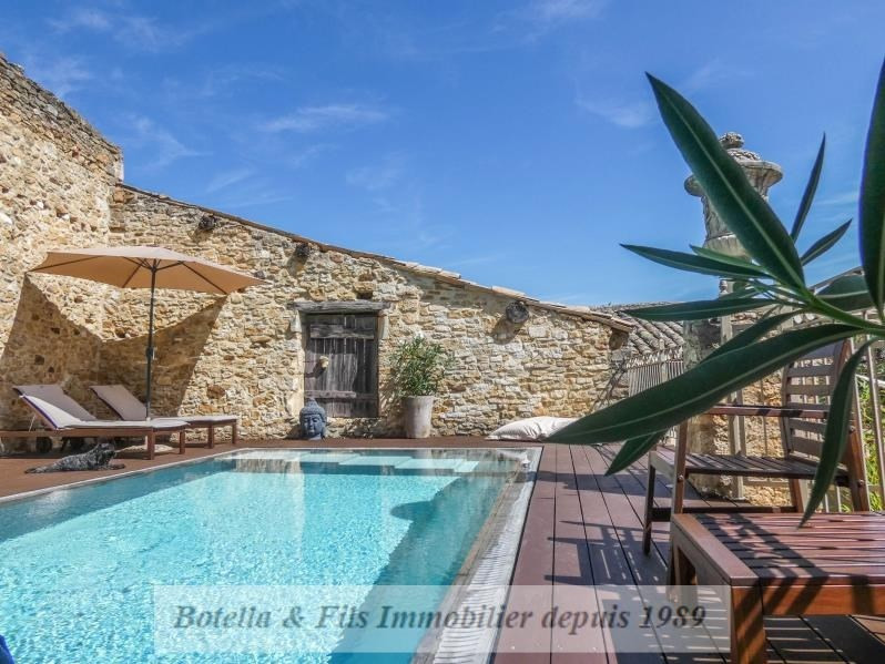 Verkoop van prestige  huis Aigueze 849000€ - Foto 11