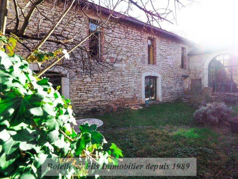 Vente maison / villa Barjac 238000€ - Photo 8