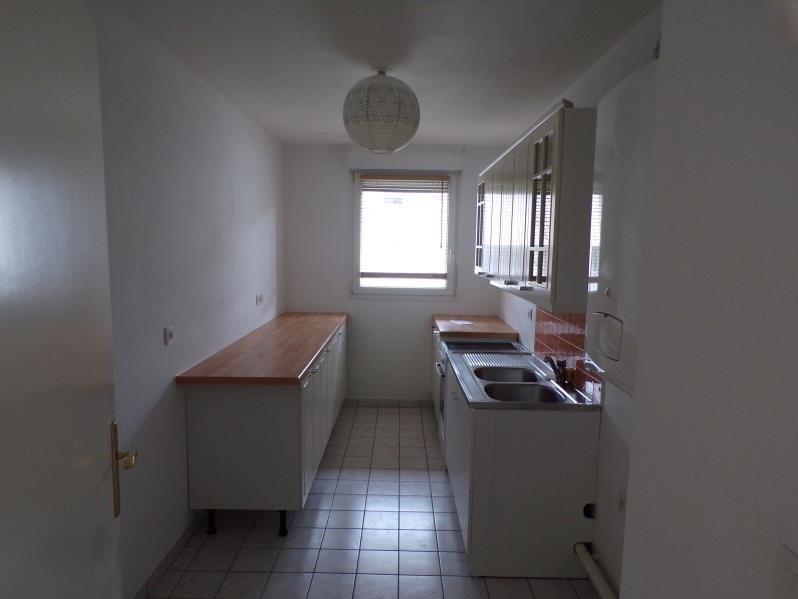 Rental apartment Montigny le bretonneux 1140€ CC - Picture 2