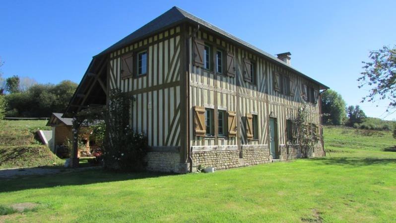 Vente maison / villa Le breuil en auge 337600€ - Photo 1