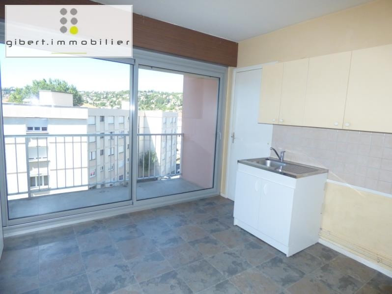 Rental apartment Le puy en velay 516,79€ CC - Picture 2