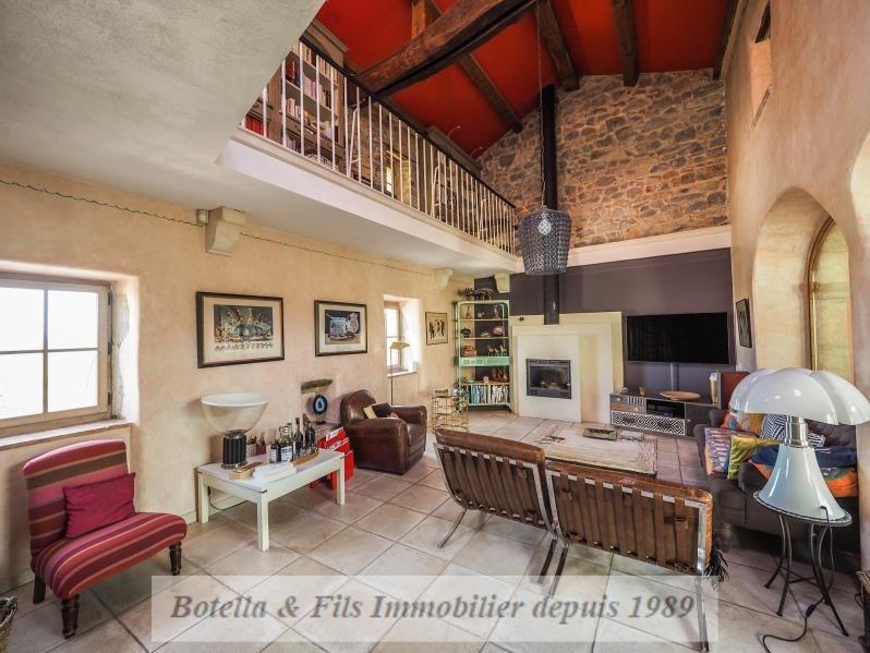 Immobile residenziali di prestigio casa Barjac 446000€ - Fotografia 5