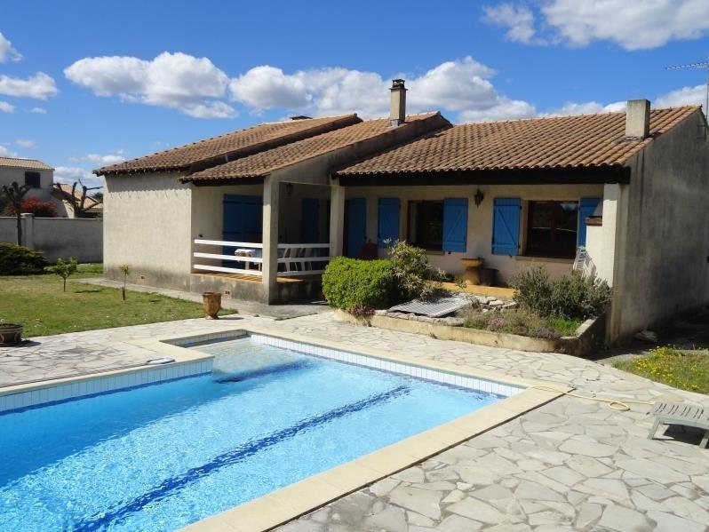 Sale house / villa Lunel 339900€ - Picture 1