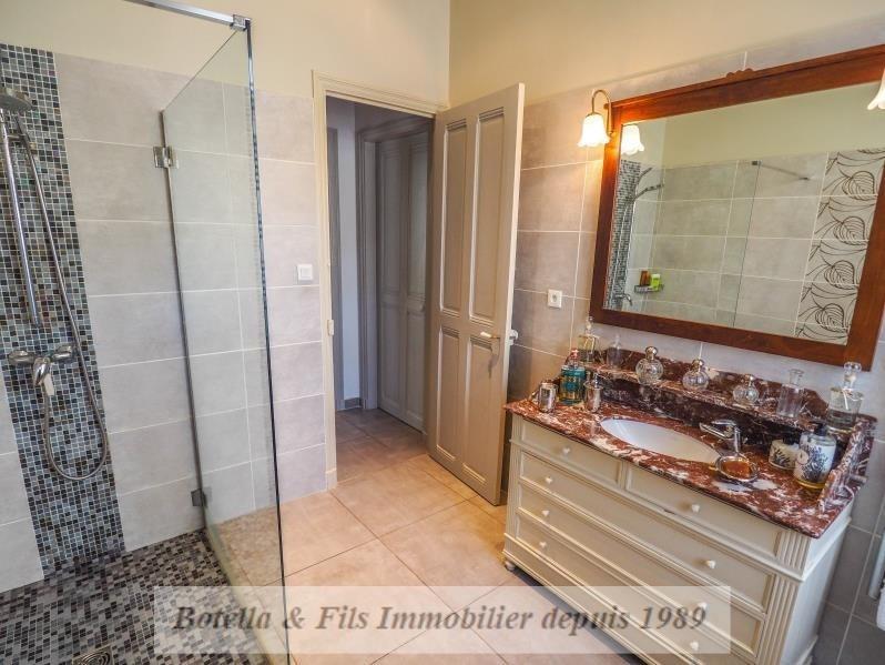 Verkoop van prestige  huis Bagnols sur ceze 495000€ - Foto 12