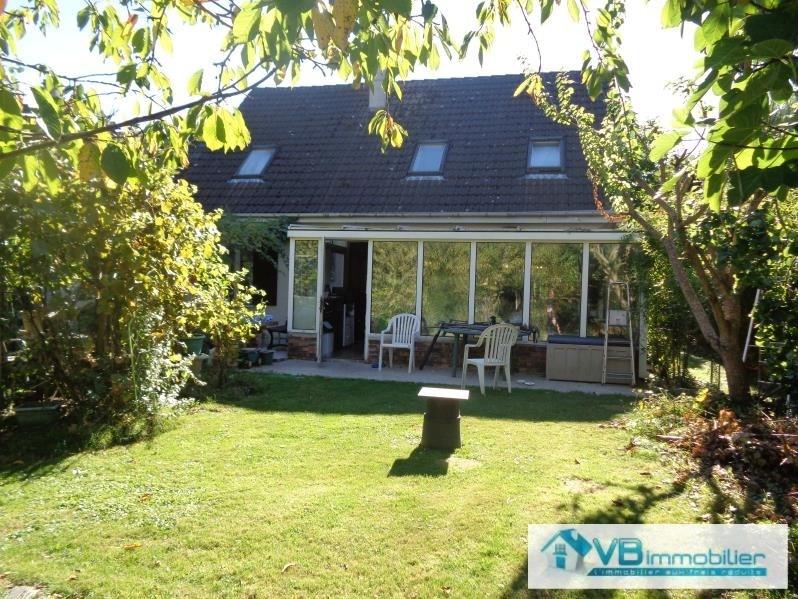Vente maison / villa La queue en brie 362000€ - Photo 2