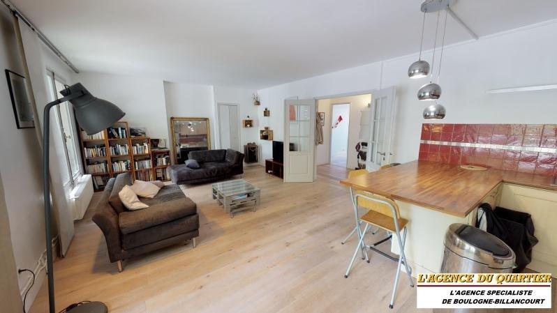 Vente appartement Boulogne billancourt 629000€ - Photo 1