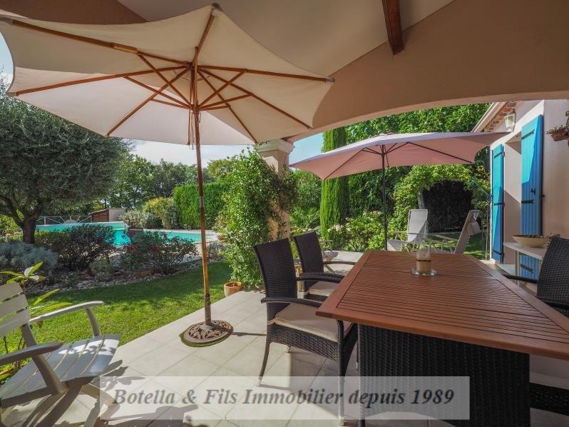 Verkauf von luxusobjekt haus Uzes 535000€ - Fotografie 2