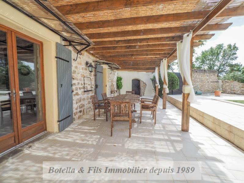 Immobile residenziali di prestigio casa Uzes 842000€ - Fotografia 6