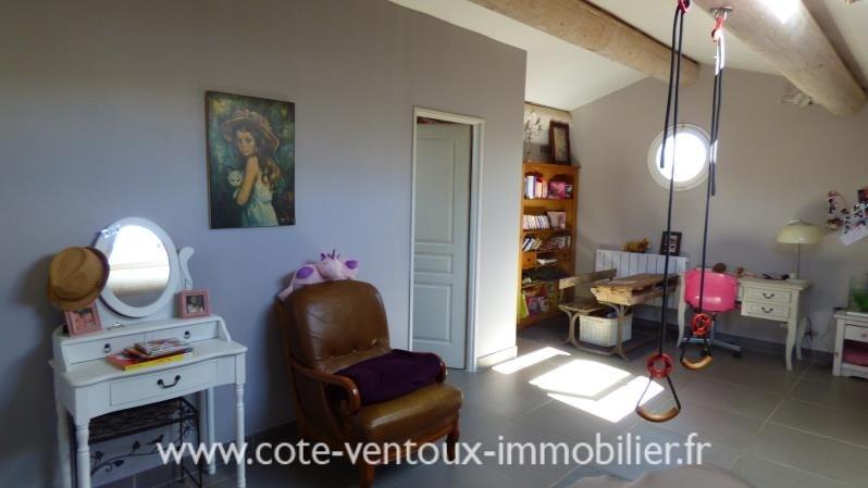 Vente maison / villa Mazan 430000€ - Photo 10