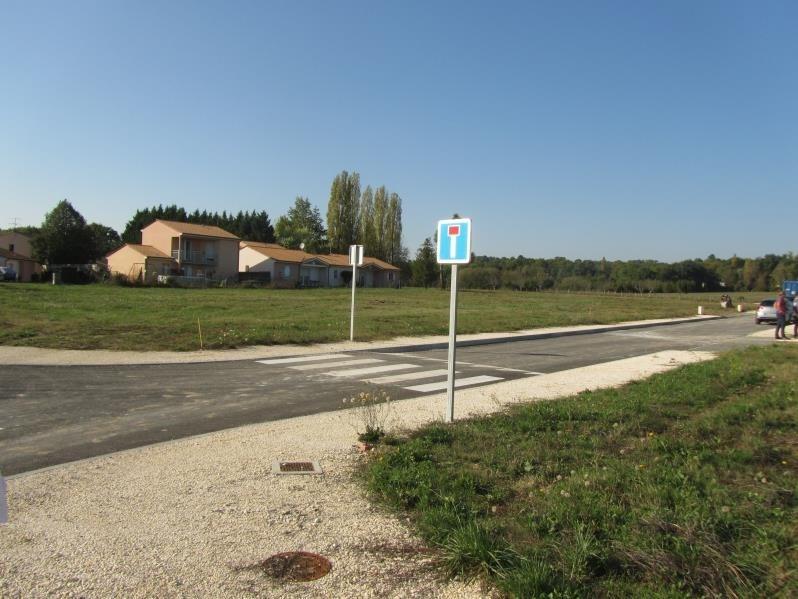 Vente terrain St front de pradoux 114000€ - Photo 4
