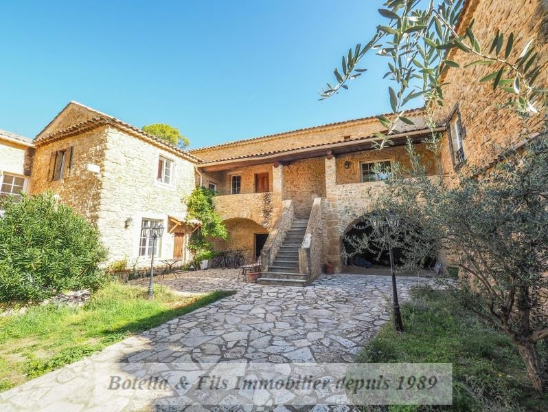 Vente de prestige maison / villa Uzes 795000€ - Photo 3