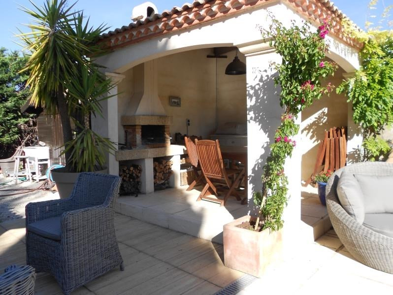 Sale house / villa Milhaud 346 500€ - Picture 3
