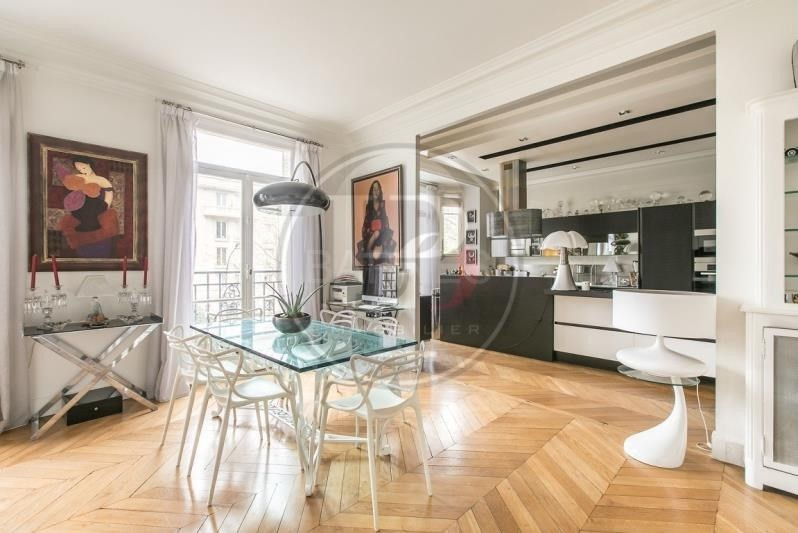 Vente de prestige appartement Paris 16ème 1 760 000€ - Photo 2
