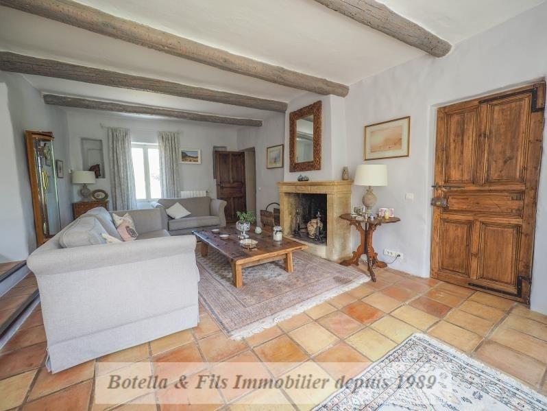 Verkoop van prestige  huis Uzes 1395000€ - Foto 5