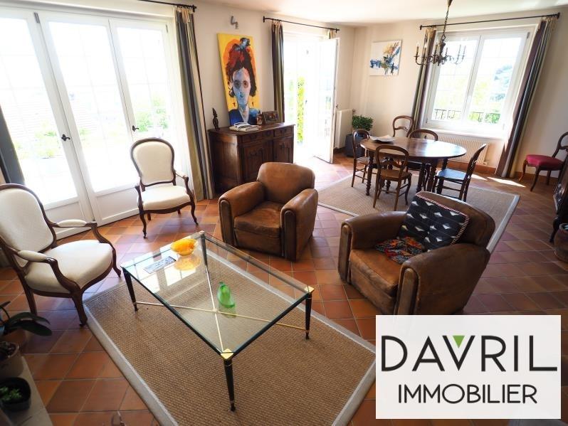 Vente maison / villa Chanteloup les vignes 599000€ - Photo 4