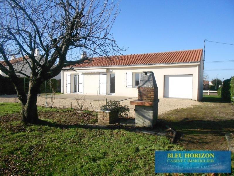Sale house / villa Chemere 194250€ - Picture 1