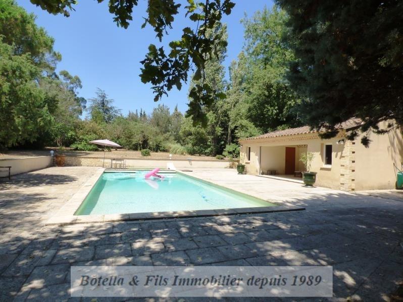 Vente de prestige maison / villa Vers pont du gard 694000€ - Photo 1
