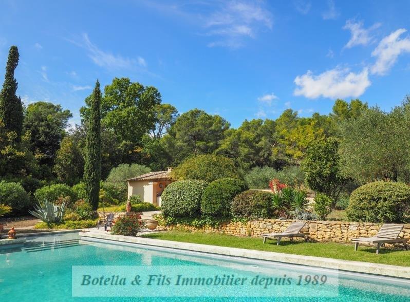 Verkauf von luxusobjekt haus Uzes 1690000€ - Fotografie 20