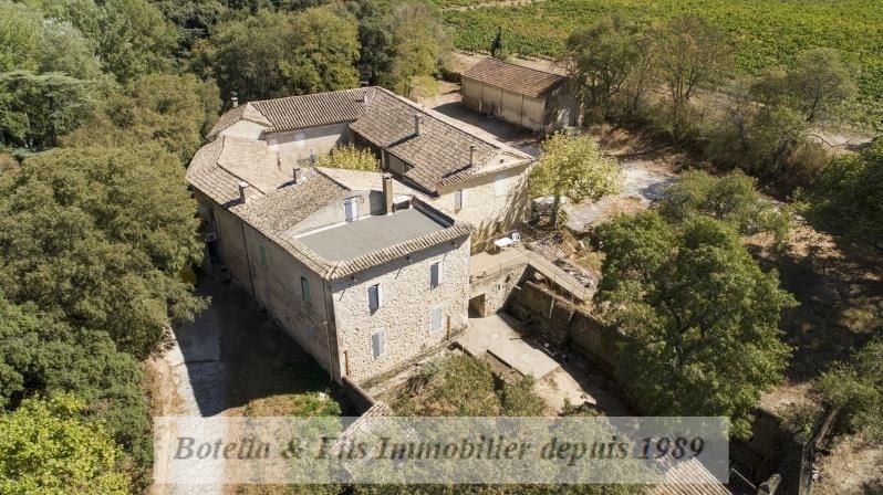 Immobile residenziali di prestigio casa Uzes 750000€ - Fotografia 1