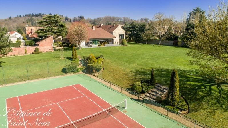 Deluxe sale house / villa St nom la breteche 1950000€ - Picture 3