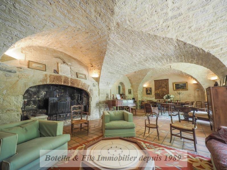 Immobile residenziali di prestigio casa Uzes 1570000€ - Fotografia 5