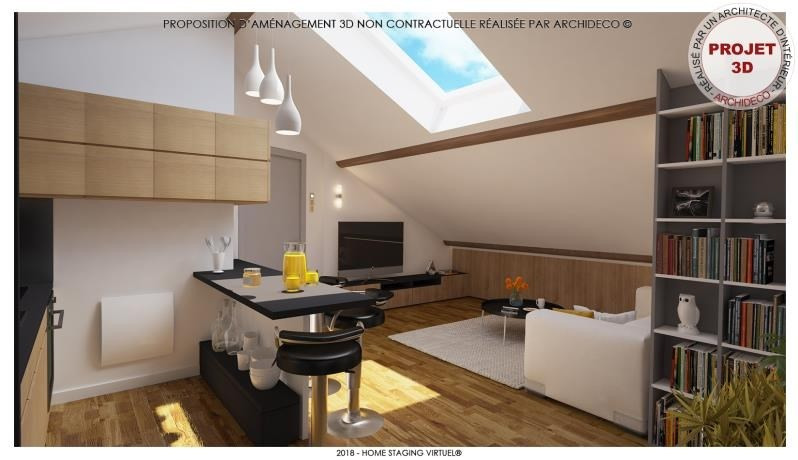 Vente appartement Metz 89 000€ - Photo 2