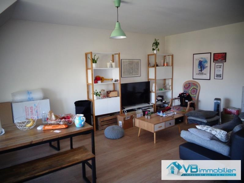 Location appartement Chilly mazarin 880€ CC - Photo 1