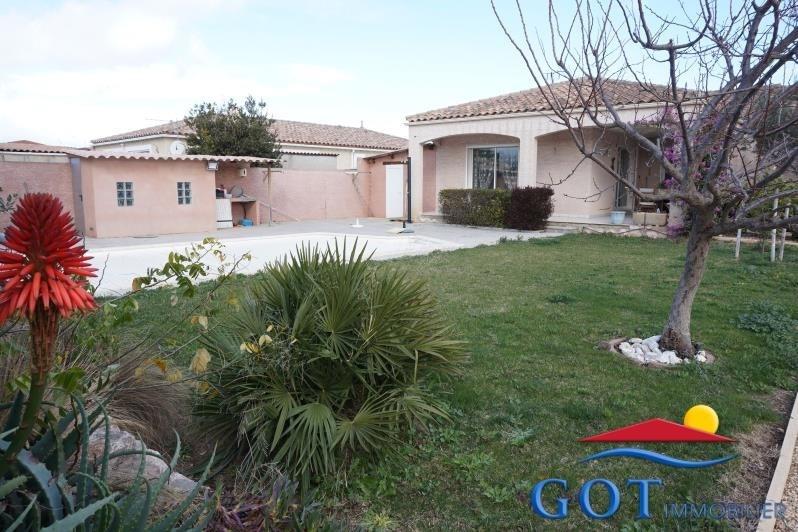 Sale house / villa Pia 295000€ - Picture 1