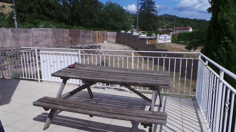Vente maison / villa St vulbas 287500€ - Photo 8
