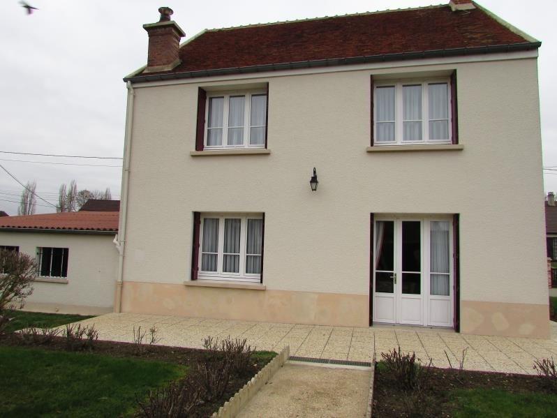 Vente maison / villa St remy la vanne 220500€ - Photo 2